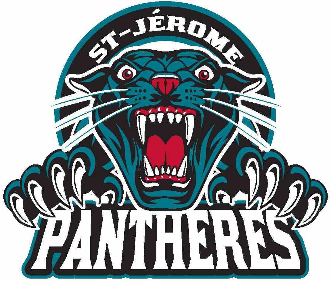 Logo Les Panthères de St-Jérôme