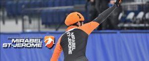 Patinage de vitesse Canada honore le CPV Mirabel/St-Jérôme en lui décernant le premier prix du Programme Relais des médaillés