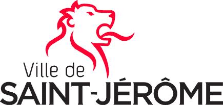 Logo de la Ville de Saint-Jérôme